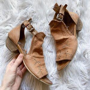 Miz Mooz Carey Studded Leather Sandals